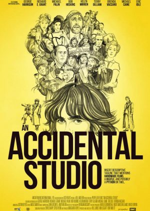 An Accidental Studio original 1 sheet film poster design by Bobo