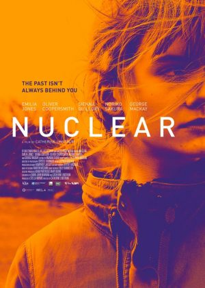 Nuclear original 1 sheet film poster design by Bobo