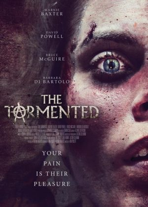 The Tormented original 1 sheet film poster design by Bobo
