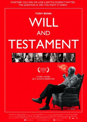 Will & Testament original 1 sheet film poster design by Bobo