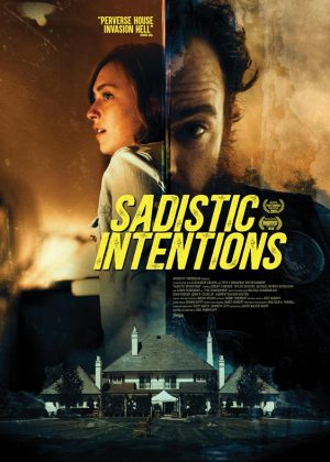 Sadistic Intentions original 1 sheet film poster design by Bobo
