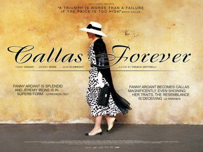 Callas Forever Bobos first quad poster design