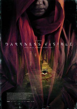 Darkness Visible original 1 sheet film poster design by Bobo