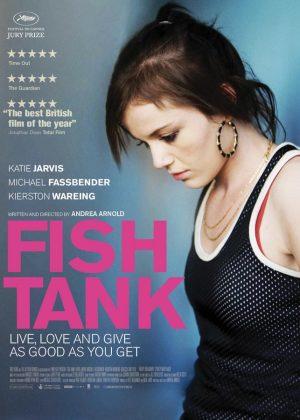 Fish Tank original film poster design by Bobo
