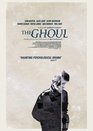 The Ghoul original 1 sheet film poster design by Bobo
