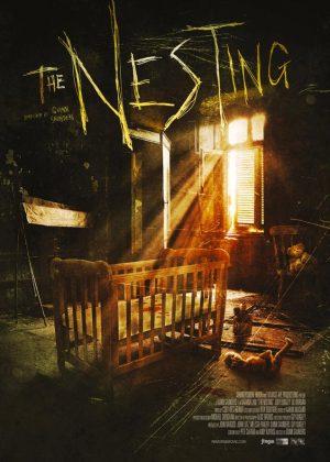 The Nesting original 1 sheet film poster design by Bobo