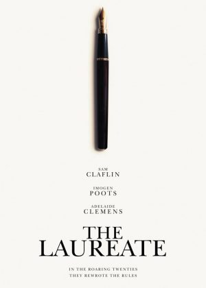 The Laureate original 1 sheet film poster design by Bobo