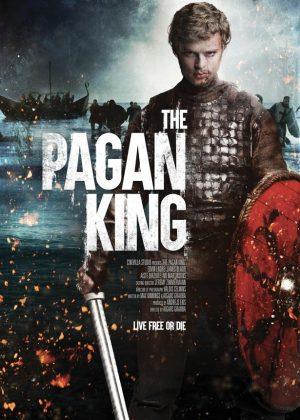 The Pagan King original 1 sheet film poster design by Bobo
