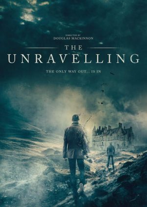 The Unravelling original 1 sheet film poster design by Bobo
