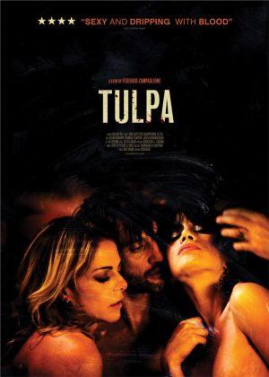 Tulpa original 1 sheet film poster design by Bobo