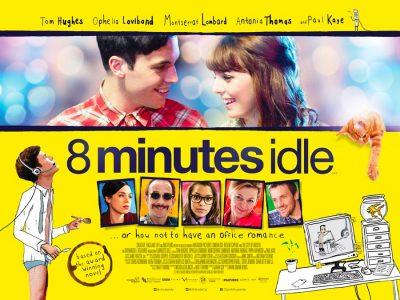 8 Minutes Idle original film poster design by Bobo