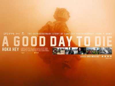 A Good Day To Die original film poster design by Bobo
