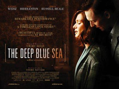 The Deep Blue Sea original film poster design by Bobo