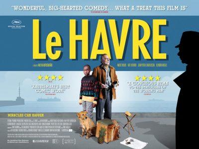 Le Harve original film poster design by Bobo