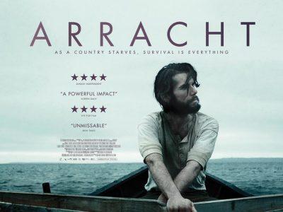 Arracht original film poster design by Bobo