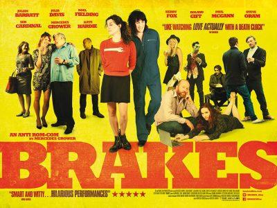 Brakes original film poster design by Bobo