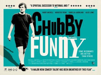 Chubby Funny original film poster design