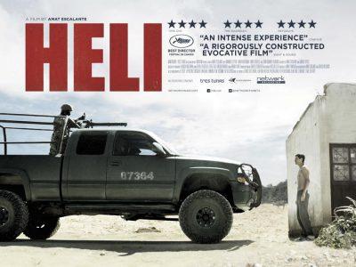 Heli original film poster design by Bobo