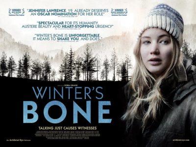 Winters Bone original film poster design by Bobo