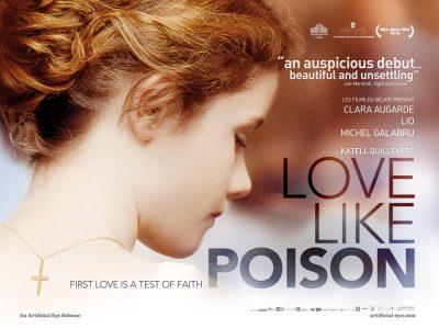 Love Like Poison original film poster design by Bobo