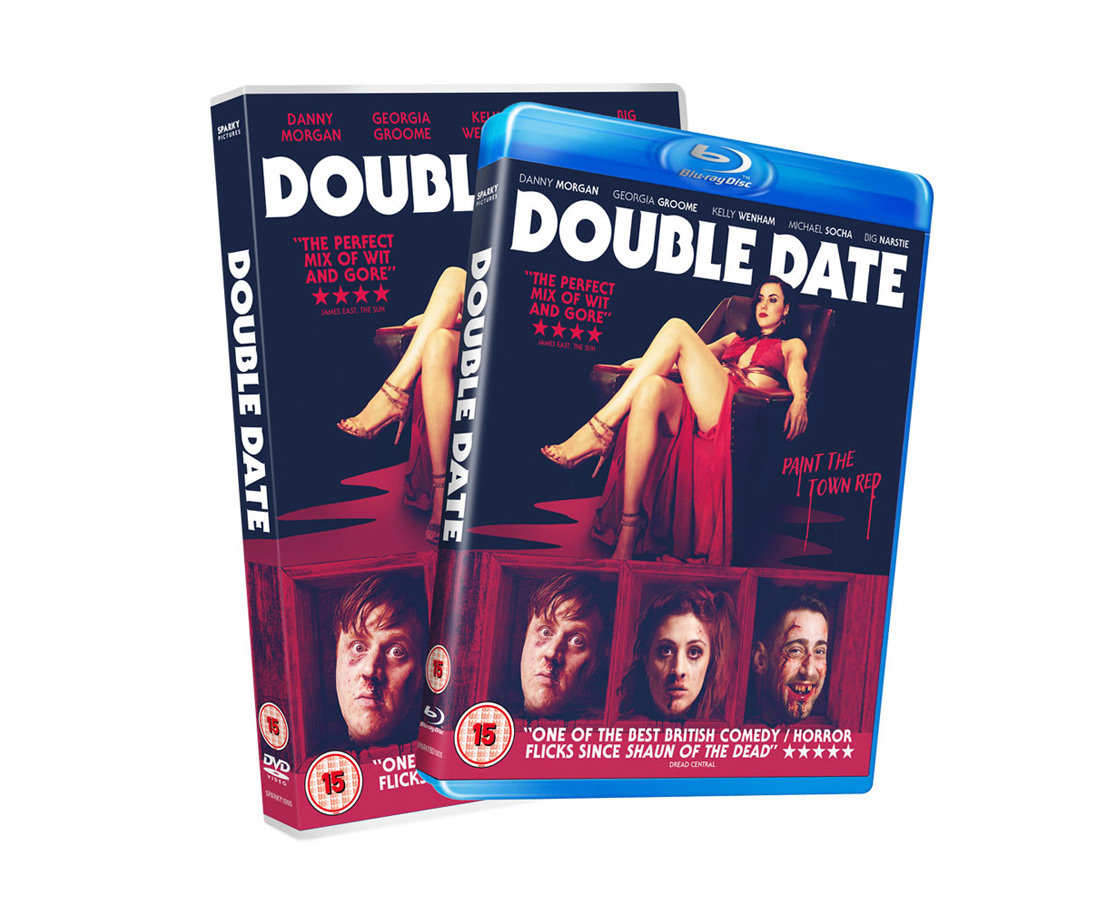 Double Date DVD and Blu-ray packshots