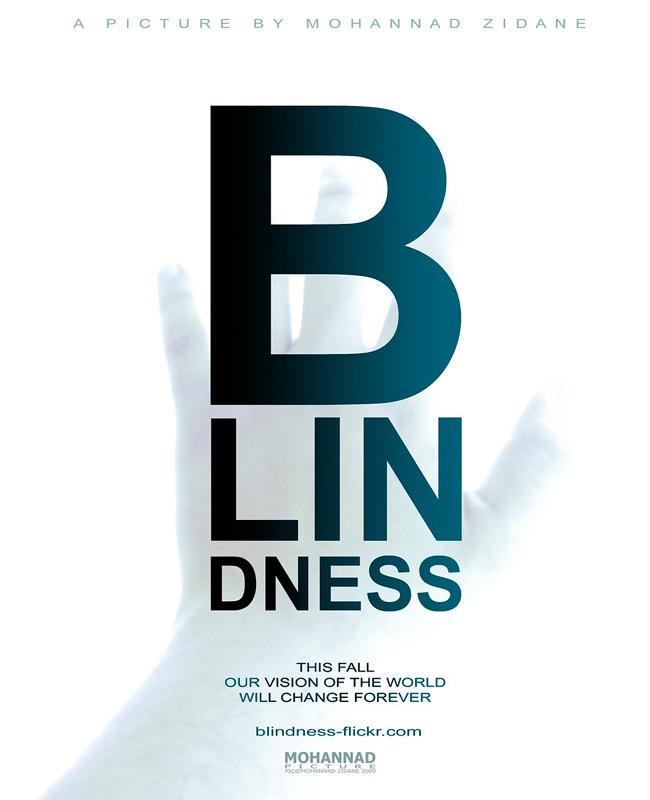 blindness film poster
