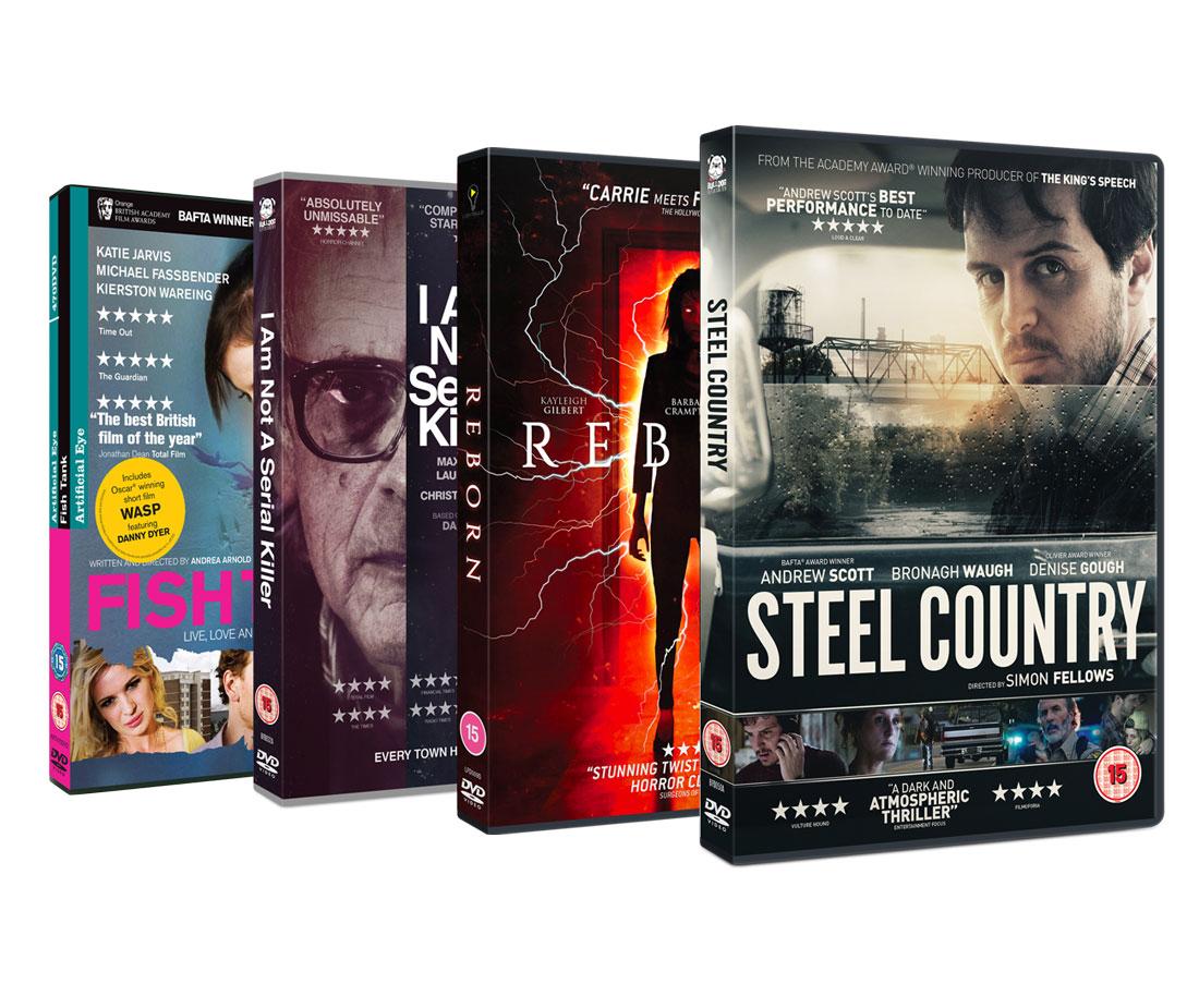 key art dvd sleeve designs by bobo