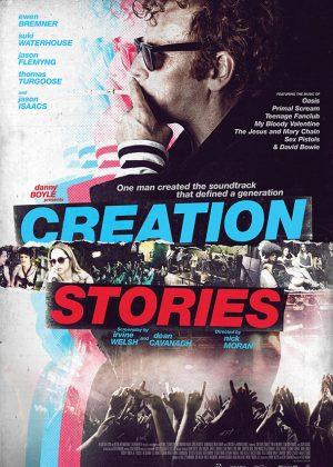Original One Sheet poster design : Creation Stories