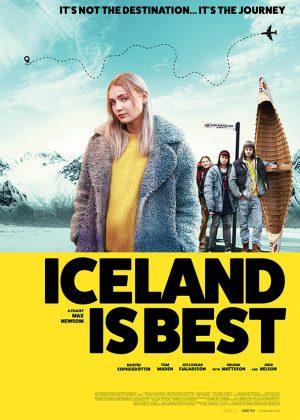 Original One Sheet poster alt design : Iceland is Best