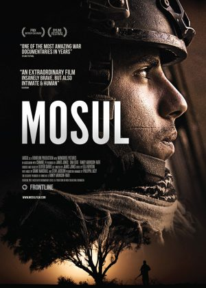 Original One Sheet poster alt design : Mosul