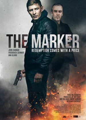 Original One Sheet poster design : The Marker