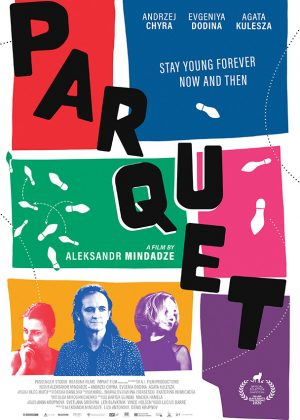 Original One Sheet poster design : Parquet
