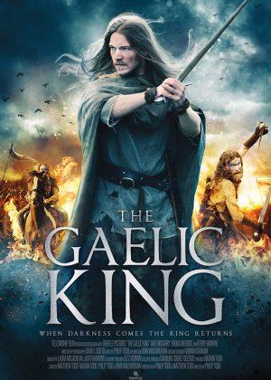 Original One Sheet poster design : The Gaelic King