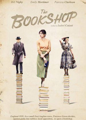 Original One Sheet poster design : The Bookshop