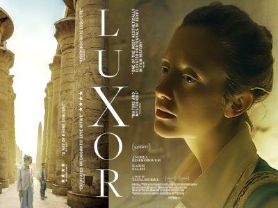 Original quad poster design : Luxor