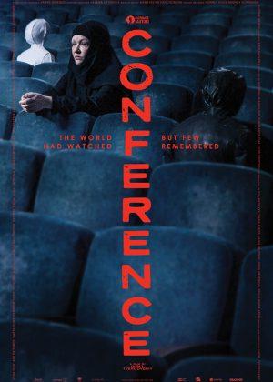 Original One Sheet poster design : Conference