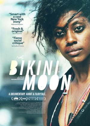 Original One Sheet poster design : Bikini Moon