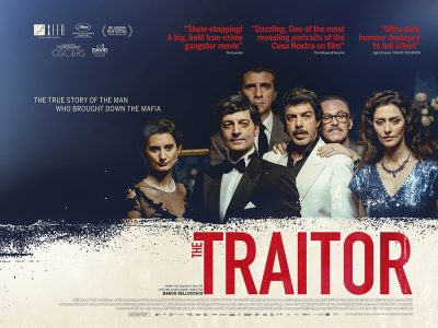 Original Quad poster design : The Traitor