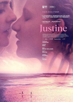 Original One Sheet poster design : Justine