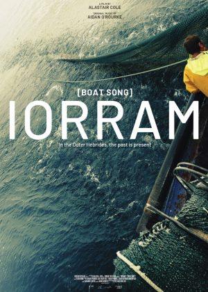 Original One Sheet poster design : Iorram (Boat Song)