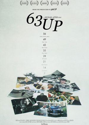Original poster art by Bobo : 63 Up