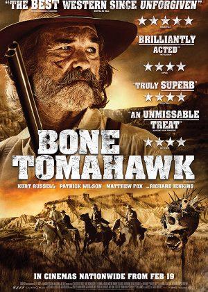 Original poster art by Bobo : Bone Tomahawk