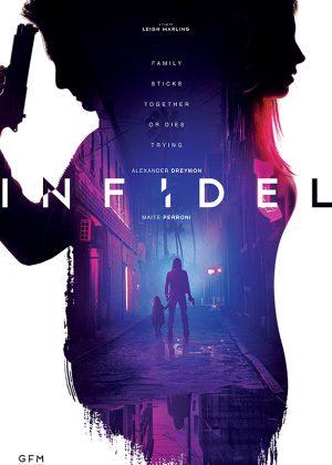 Original Sales poster art by Bobo : Infidel