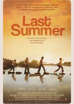 Adaptation poster art by Bobo : Last Summer