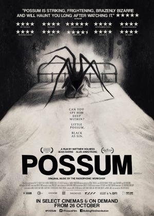 Adaptation poster art by Bobo : Possum