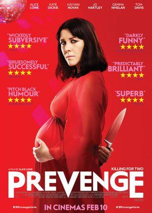 Adaptation poster art by Bobo : Prevenge