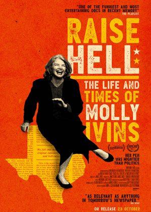 Adaptation poster art by Bobo : Raise Hell