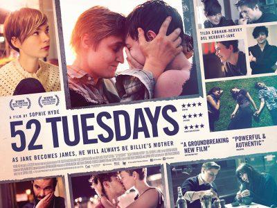Original Quad poster design : 52 Tuesdays