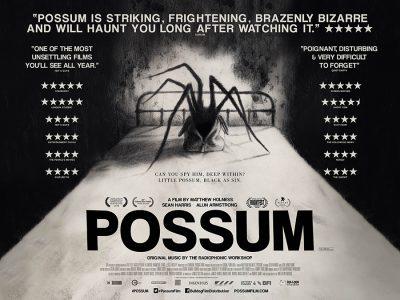 Adaptation Quad poster design : Possum