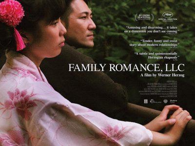Original Quad poster design : Family Romance, LLC
